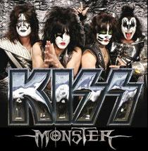 KISS MONSTER COVER