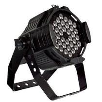 10 FOCOS PAR 64 LED
