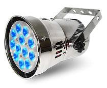 02 FOCOS PAR 36 LED