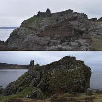 Castle Dunscaith