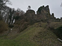 Burgruine Dalburg