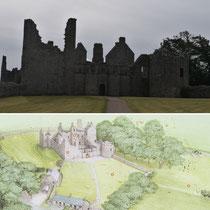 Tolqhoun Castle