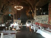 Restaurant in Burg Staufenberg