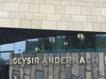 Geysir von Andernach