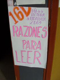 16 D. Día de la en Andalucía 2009
