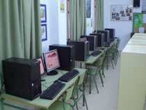 Biblioteca. Zona multimedia e Internet
