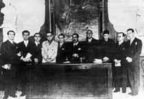 16 de diciembre de 1927. Ateneo de Sevilla.  Homenaje a Góngora