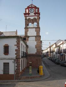 Torre del Reloj. Edificación civil del siglo XVI