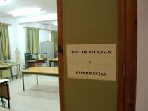Aula de Recursos y Experiencias
