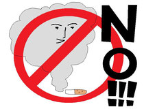 運転中の禁煙