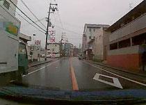 雨天の歩行者に注意