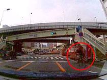 自転車逆走 交通安全 事故防止 安全運転管理 運行管理 教育資料