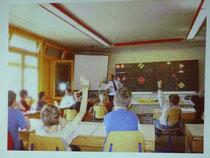 スイスでは教科に交通安全教育が取り入れられている