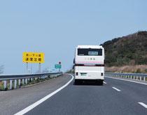 貸切バス事業者の半数以上に法令違反