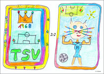 TSV Ellerbäh - Muschi Ellerbäh 2:2