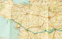 Von der Loire zur Bretagne