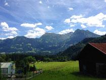Blick von Obermaiselstein