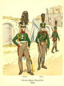 Garde-Jäger-Bataillon 1809