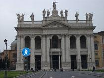 Базилика св. Иоанна ин Латерано