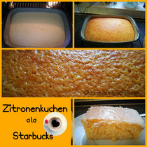 Zitronenkuchen a la Starbucks