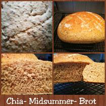 Chia Midsummer Brot