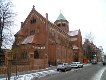 St. Peter und Paul Nauen
