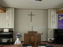 教会堂の様子