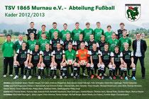 Mannschaftsfoto 2011