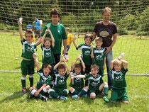 G-Jugend TSV Murnau gewinnt Kochelsee-Cup