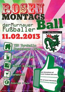 TSV Murnau Fasching 2013