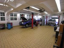 Garage nach Renovation
