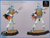 Boba Fett Holiday Special