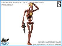 Geonosis Commander Battle Droid