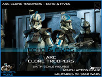 ARC Clone Troopers