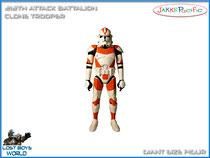212th Attack Btl. Clone Trooper