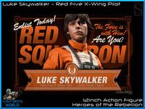 Luke Skywalker - Red Five