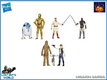 Mission Series - Wave 2