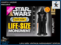 Darth vader - Life Size Monument Statue