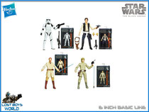 The Black Series - 6inch Line