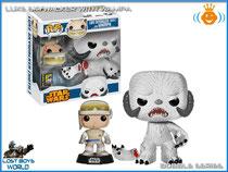 Luke Skywalker & Wampa