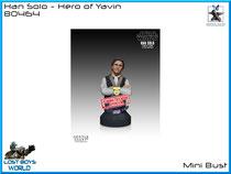 Han Solo - Hero of Yavin