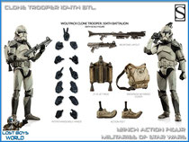 104th Btl - Wolfpack Clone Trooper