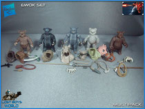 Ewok Set