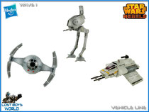 Star Wars Rebels Vehicle Line - Wave 1