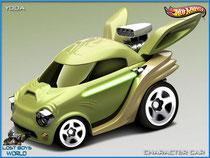 Yoda - Character Car