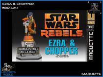 Ezra & Chooper Maquette