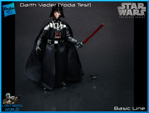 Darth Vader (Luke`s Test)