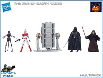 The Rise of Darth Vader