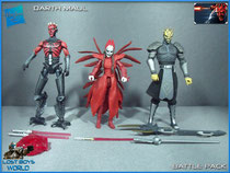 Darth Maul Battle Pack