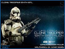 "Clone Trooper ""Wolfpack"""